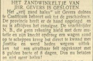 Alkmaarsche Courant 11 december 1933