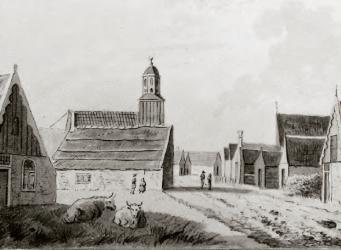 Drie oude nederzettingen