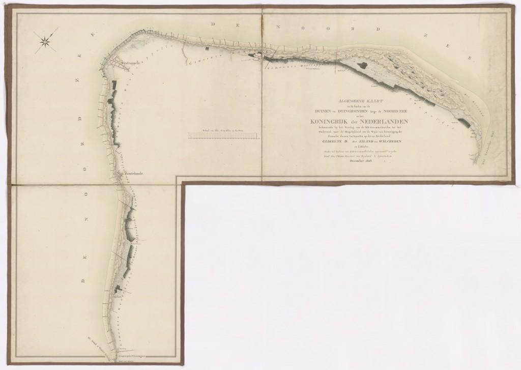 Duinkaart-1828-Duinenenmensen_nl-Gevers- NL-HaNA_FINAN_04-Walcheren