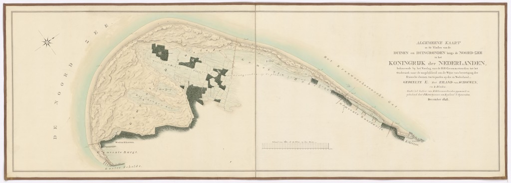 Duinkaart-1828-Duinenenmensen_nl-Gevers- NL-HaNA_FINAN_05-Schouwen
