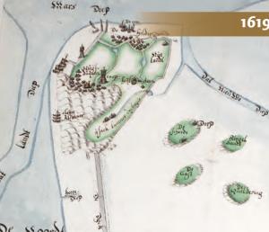 Middeleeuwen: de Noordkop op zijn kop
