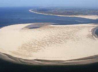 Razende Bol, eiland voor pioniers