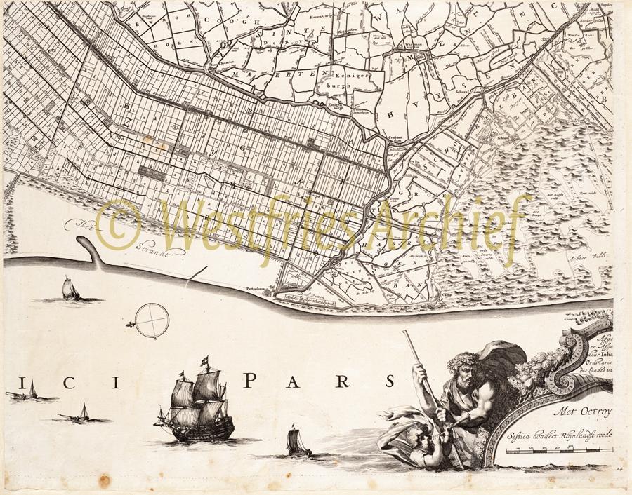 wfa westfries archief his kaart J-Dou-Schoorl-NatuurMedia-Duinen-en-mensen