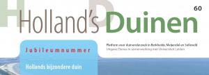 Cover hollands duinen