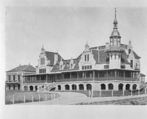 Het Badpaviljoen te Domburg
