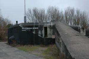 Atlantikwallmuseum in Hoek van Holland (foto Marijke Beek)