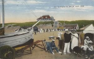 Het strand bij Wijk aan Zee (bron: Dorine van Hoogstraten)