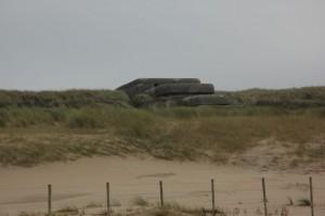 Scheveningen Noord: vuurleidingpost. Foto: Marijke Beek