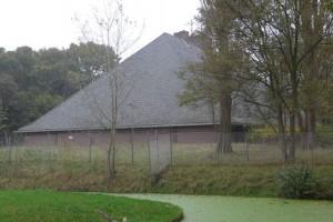 Bunker van Seyss Inquart in Den Haag (foto: MB)