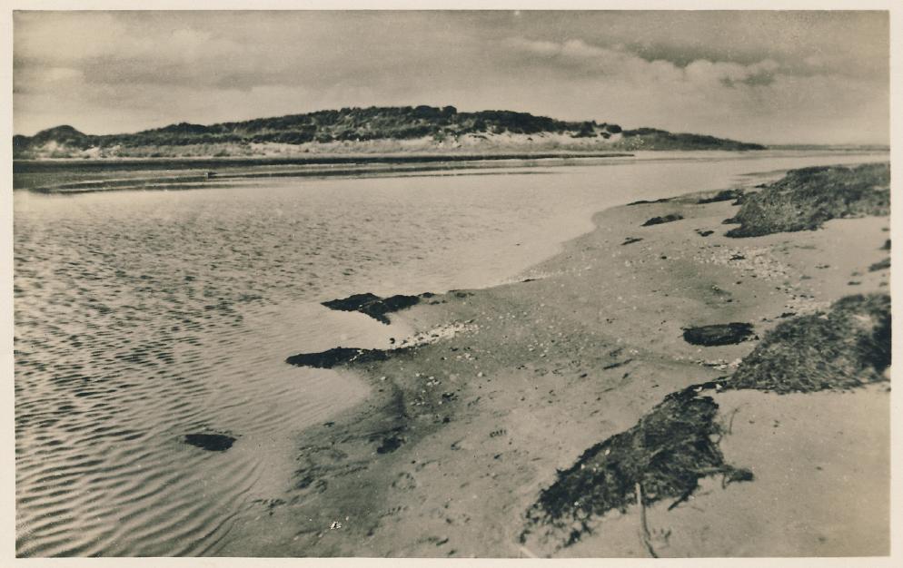 De Slufter op Texel (1946). Collectie F. Beekman