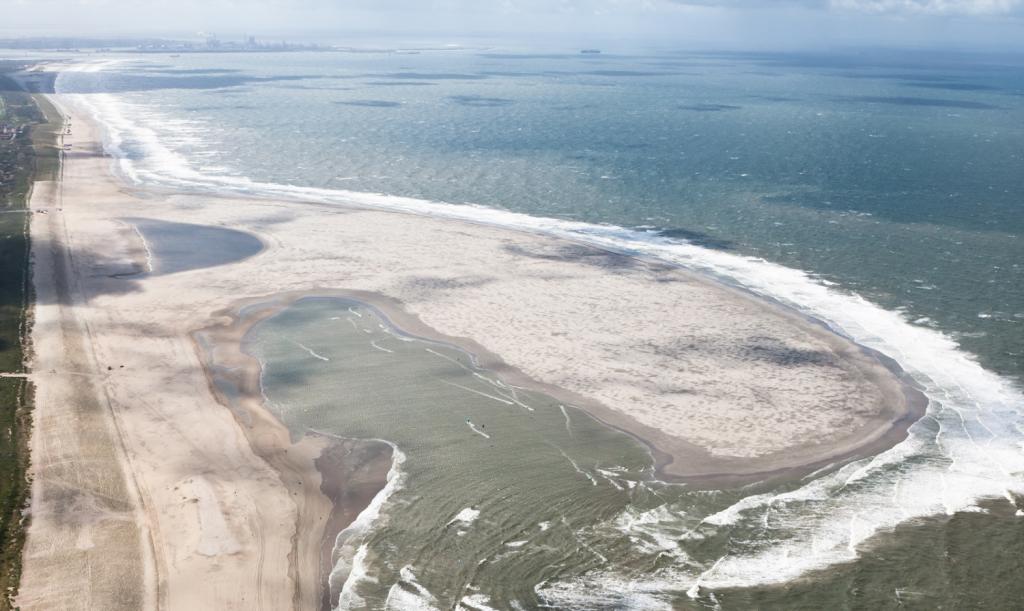 kust waterkering, Zandmotor