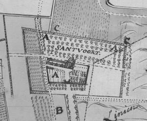 Santvoort of Zandfort heet nu het Hyacintenbos