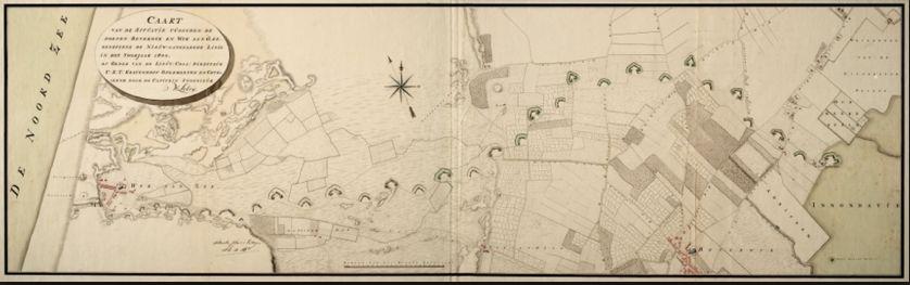 militaire kustverdediging voor 1940, Beverwijk