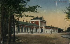 infrastructuur kust, Den Helder station