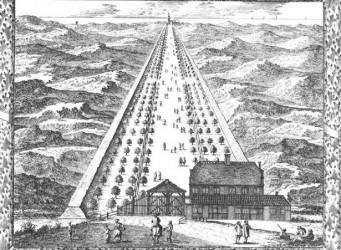 infrastructuur kust, Scheveningse Zeestraat