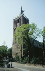 NH kerk castricum, toren 16e eeuws rest middeleeuws