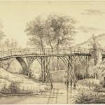 Westenberg.De Zwitserse brug bij Elswout