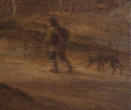 detail potter man (jager?)