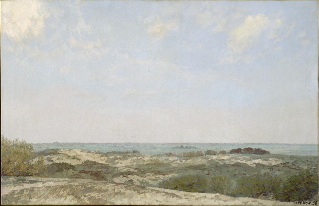 E. Fernhout. Panorama.1956