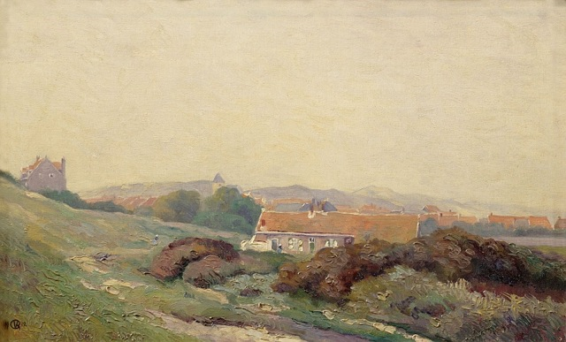 Graadt van Roggen, Zoutelande.1912.