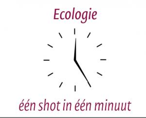 ecologie in een shot en een minuut om 15.01.46