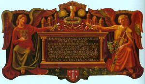 gedenkbord